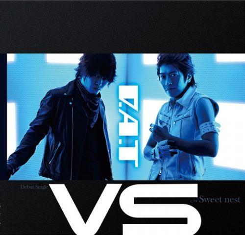 【主題歌】ラジオ 小野大輔・近藤孝行 夢冒険~Dragon&Tiger~ OP「VS」/D.A.T 通常盤