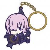 Fate/Grand Order シールダー/マシュ・キリエライト つままれキーホルダー