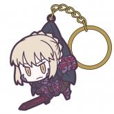 Fate/Grand Order セイバー/アルトリア・ペンドラゴン[オルタ] つままれキーホルダー