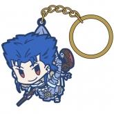 Fate/Grand Order キャスター/クー・フーリン つままれキーホルダー
