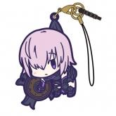 Fate/Grand Order シールダー/マシュ・キリエライト つままれストラップ
