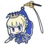 Fate/Grand Order セイバー/アルトリア・ペンドラゴン つままれストラップ