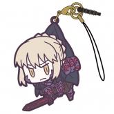 Fate/Grand Order セイバー/アルトリア・ペンドラゴン[オルタ] つままれストラップ