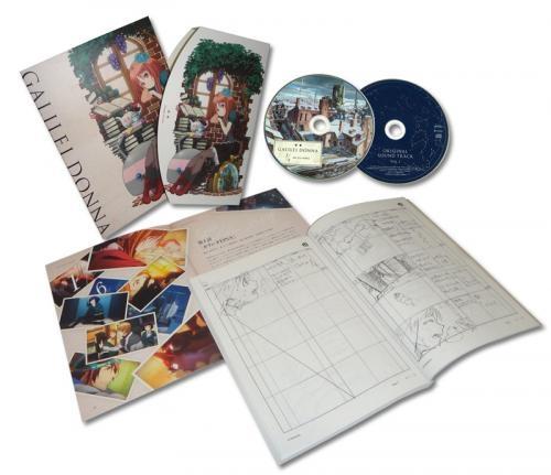 【Blu-ray】TV ガリレイドンナ 1 完全生産限定版 サブ画像2