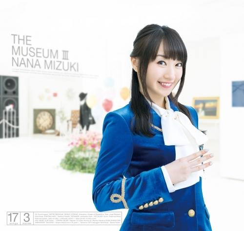 【アルバム】水樹奈々/THE MUSEUM Ⅲ【CD+DVD盤】
