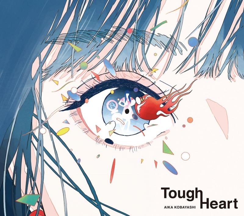 【マキシシングル】「Tough Heart」/小林愛香【初回限定盤】(CD+DVD)
