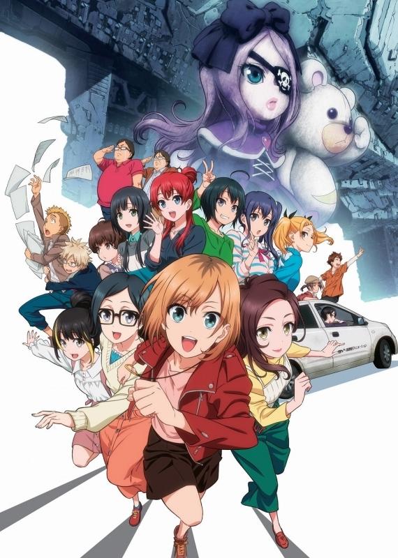 【DVD】劇場版 SHIROBAKO 【通常版】