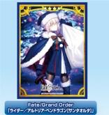 Fate/Grand Order キャラクタースリーブ ライダー/アルトリア・ペンドラゴン(サンタオルタ)