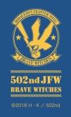 ブレイブウィッチーズ 収納トート付きフォールディングチェア 【C91アフターコミケ】
