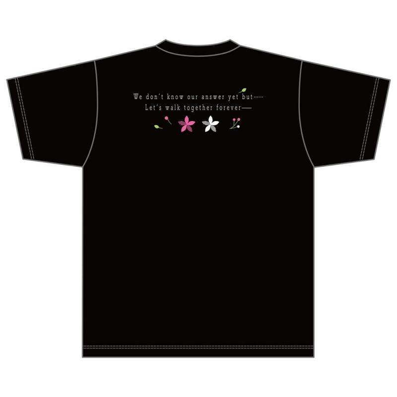 【グッズ-Tシャツ】ラブライブ!虹ヶ咲学園スクールアイドル同好会 虹ヶ咲学園購買部 公式メモリアルアイテム #12 ~「花ひらく想い」Tシャツ~(S) サブ画像3