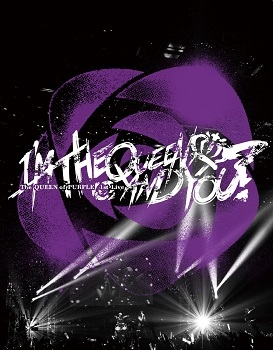 "【Blu-ray】Tokyo 7th シスターズ 「The QUEEN of PURPLE 1st Live ""I'M THE QUEEN, AND YOU?""」 【初回限定盤】BD+DVD+CD"