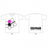 8/pLanet!! オリジナルTシャツ(White) Lサイズ