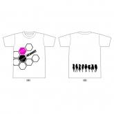 8/pLanet!! オリジナルTシャツ(White) XLサイズ