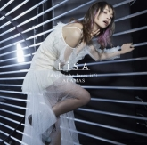TV ソードアート・オンライン アリシゼーション OP「赤い罠(who loves it?) / ADAMAS」/LiSA 通常盤