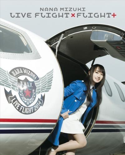 【Blu-ray】水樹奈々/NANA MIZUKI LIVE FLIGHT×FLIGHT+