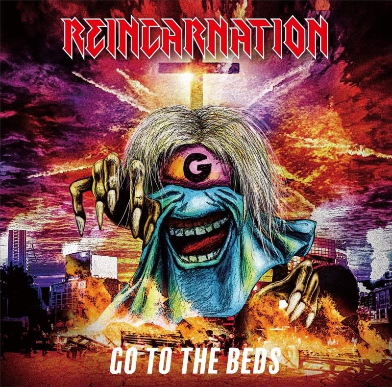 【アルバム】1st EP「REINCARNATION」/GO TO THE BEDS