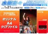 LIVE FOREVER -NANA MIZUKI LIVE DOCUMENT BOOK- 特別限定版 【生写真3枚セット付き】/水樹奈々