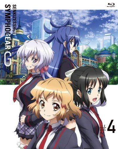 【Blu-ray】TV 戦姫絶唱シンフォギアG 4