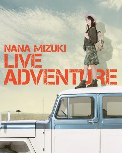 【Blu-ray】水樹奈々/NANA MIZUKI LIVE ADVENTURE
