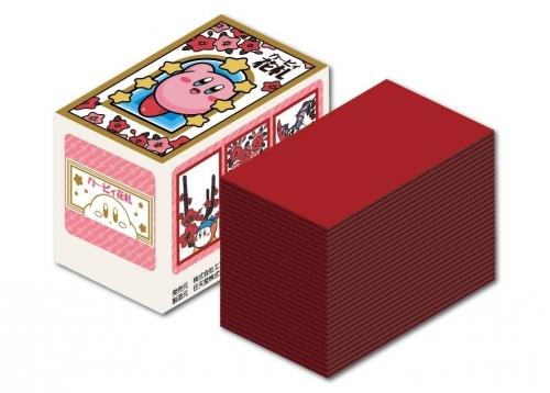 【グッズ-カード】星のカービィ 花札