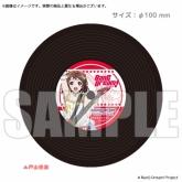 BanG Dream!(バンドリ) レコードコースター 戸山香澄