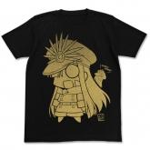 Fate/Grand Order金のノッブTシャツ/BLACK-XL