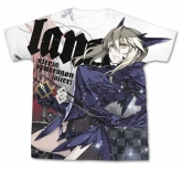 Fate/Grand Order ランサー/アルトリア・ペンドラゴン[オルタ]フルグラフィックTシャツ/WHITE-L