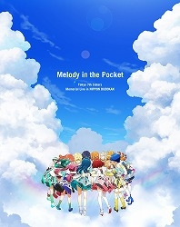 "【Blu-ray】Tokyo 7th Sisters Memorial Live in NIPPON BUDOKAN ""Melody in the Pocket"""