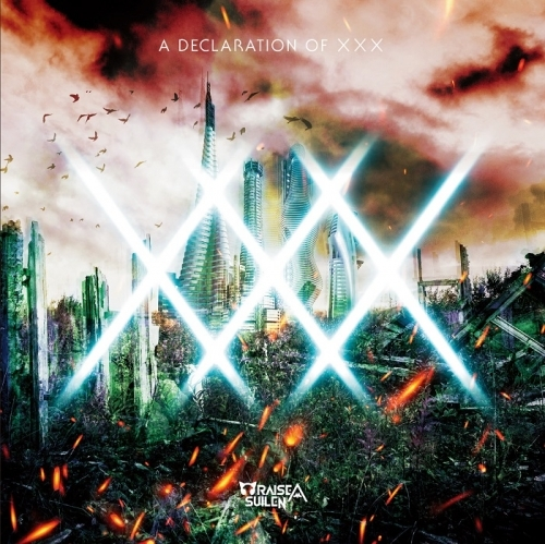 [CD]1.A DECLARATION OF ×××2 EXPOSE 'Burn out!!!' 3.A DECLARATION OF ××× -instrumenta