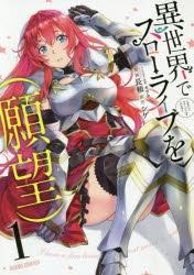 【コミック】異世界でスローライフを(願望)(1)